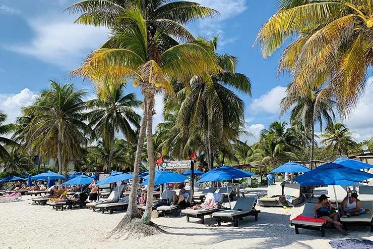 Beach Club Playa Paraiso (Foto: Esse Mundo É Nosso)