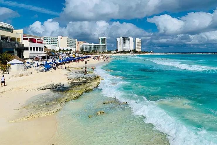 Playa Caracol (Foto: Esse Mundo é Nosso)