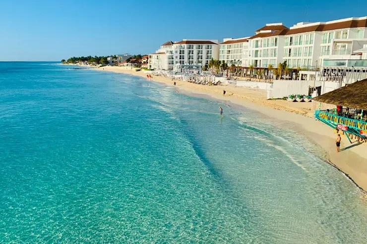 Quanto custa viajar pra Cancún e Playa del Carmen: Playacar (Foto: Esse Mundo é Nosso)
