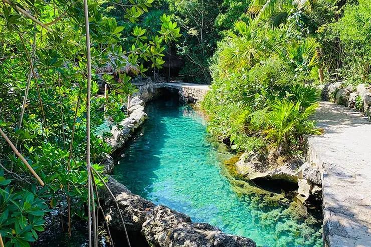 Quanto custa viajar pra Cancún e Playa del Carmen: Xcaret (Foto: Esse Mundo é Nosso)