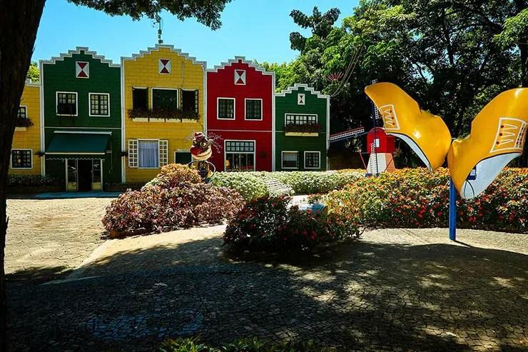 Cidades perto de São Paulo: Holambra tem arquitetura holandesa (Foto: Secretaria de Turismo de SP/Ken Chu - Expressão Studio)