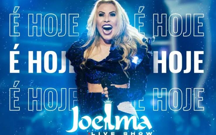 Live da Joelma hoje: Assista agora ao vivo (Foto: Reprodução/Instagram)