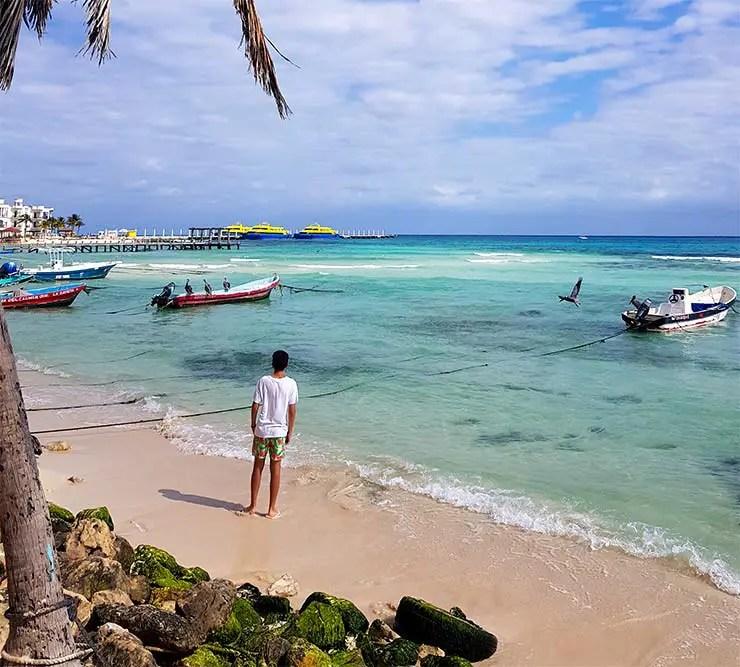 Playa Calle 10 (Foto: Esse Mundo É Nosso)