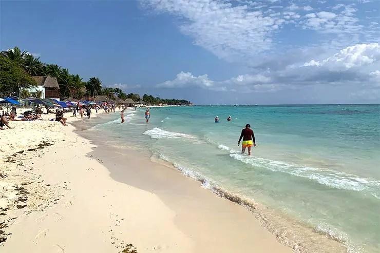 Playa Mamitas (Foto: Esse Mundo É Nosso)