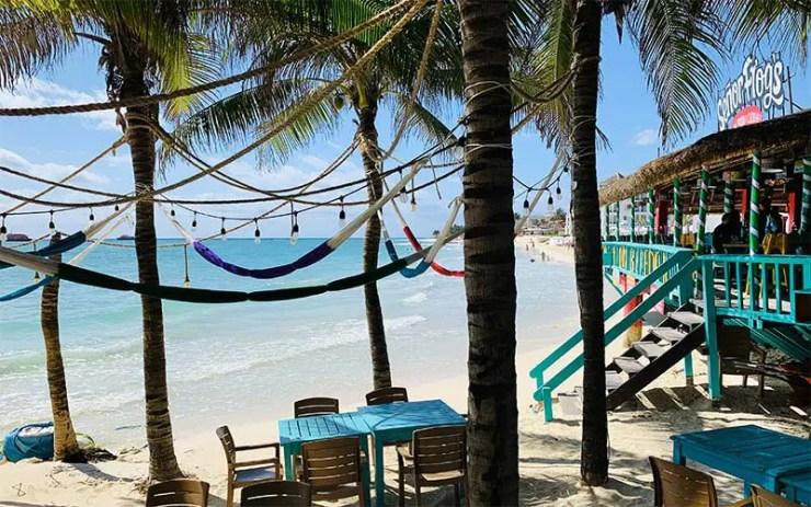 Praias de Playa del Carmen (Foto: Esse Mundo É Nosso)