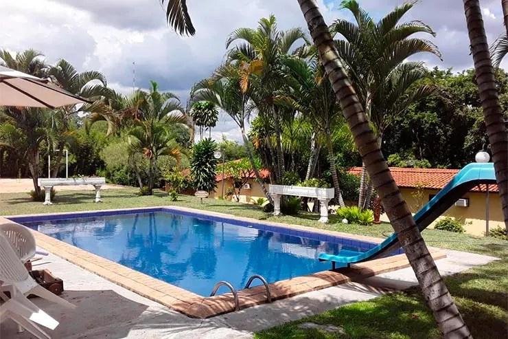 Hotéis e pousadas em Brotas: Boa Vista (Foto: Reprodução/Booking)