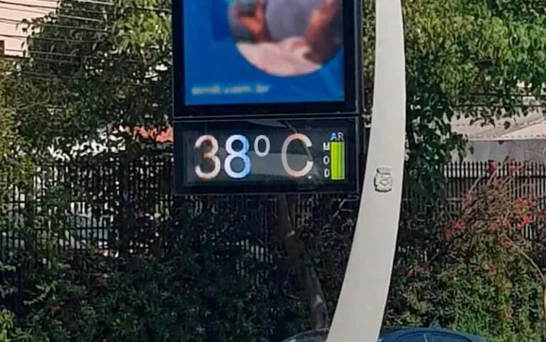 Calor em SP pode bater recorde histórico