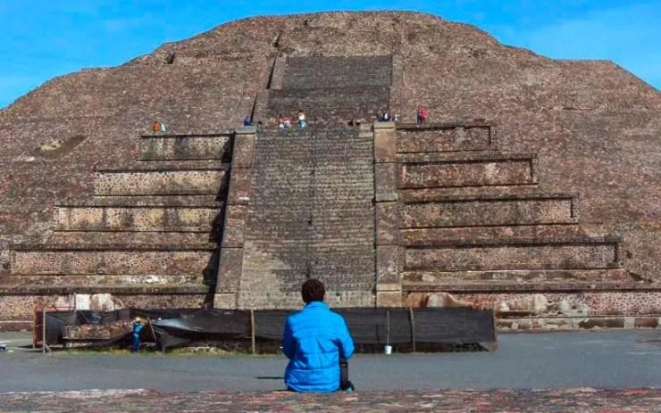 Melhor Seguro viagem para México: Pirâmides de Teotihuacan (Foto: Esse Mundo é Nosso)