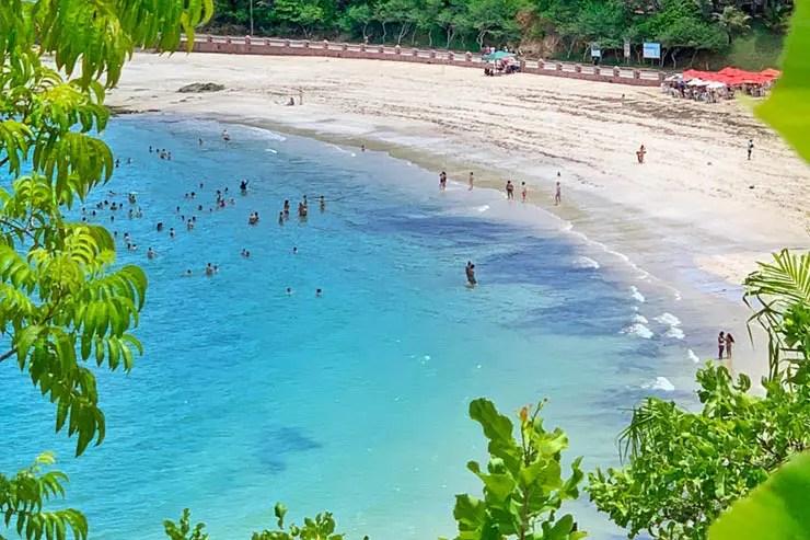 Mirante da Ilha dos Frades (Foto: Esse Mundo é Nosso)