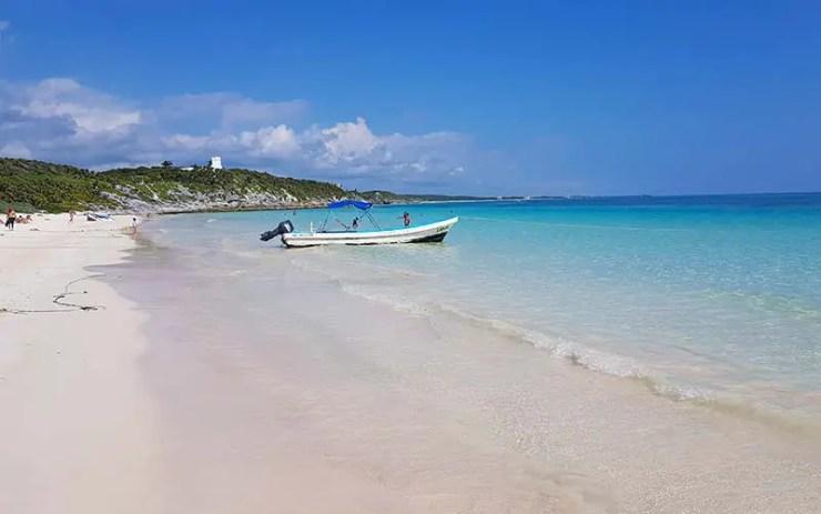 Playa Paraiso, México