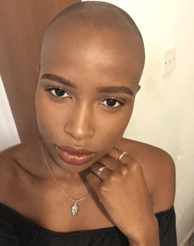 10 beautiful women who will inspire you to shave your head