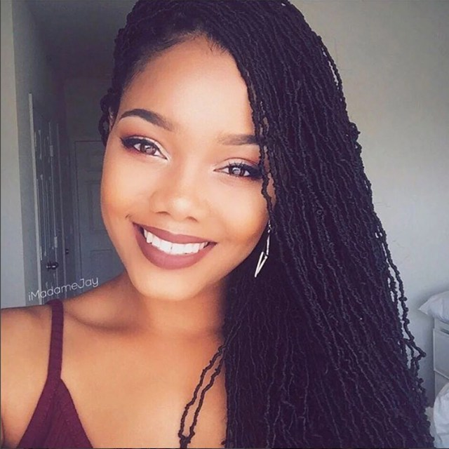 sisterlocks hair inspiration - essence