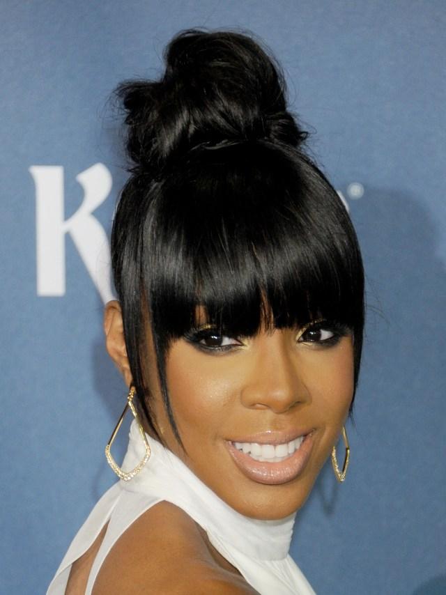 best celebrity messy bun hairstyles - essence
