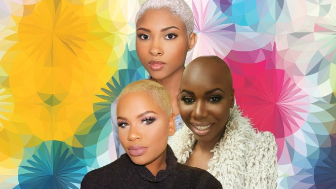 shaved hairstyles for black women - essence