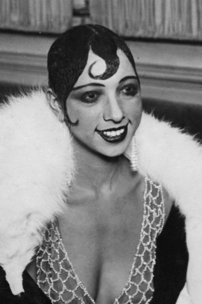 Image result for josephine baker bob hairstyle