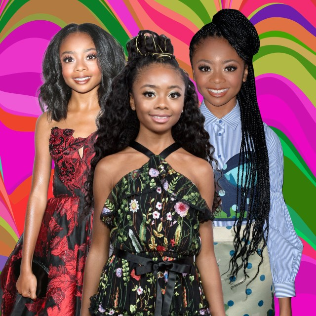 best skai jackson hairstyles - essence