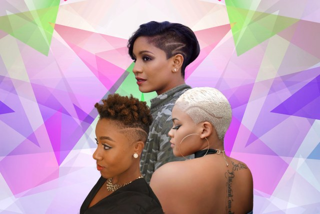 short haircut designs your barber needs to see - essence