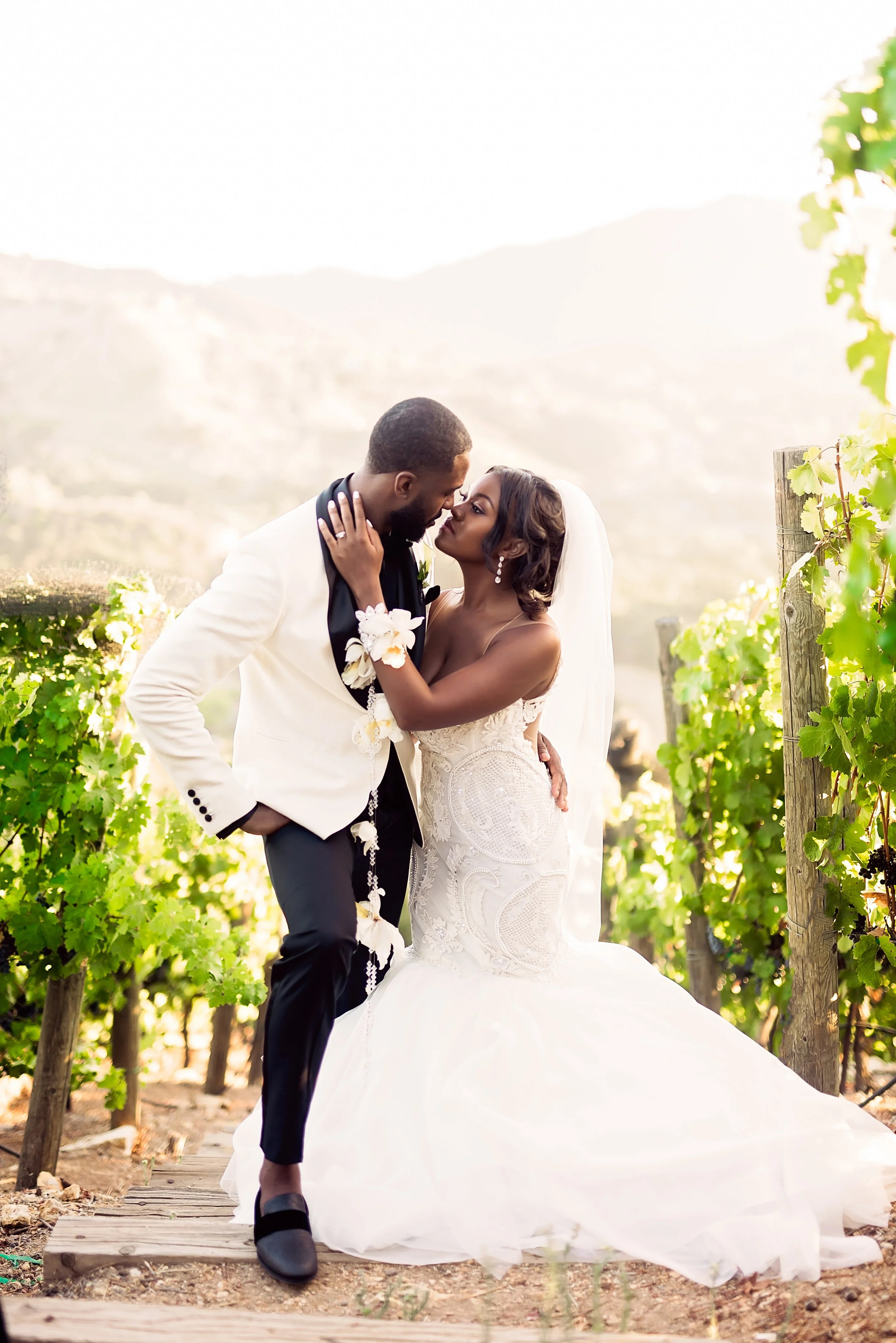 Judge Mathis Daughter Camara Wedding Essence