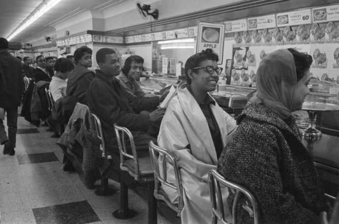 J. Charles Jones was instrumental in lunch counter desegregation throughout the south.