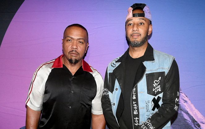 Swizz Beatz And Timbaland Went Head-To-Head In Epic Beat Battle