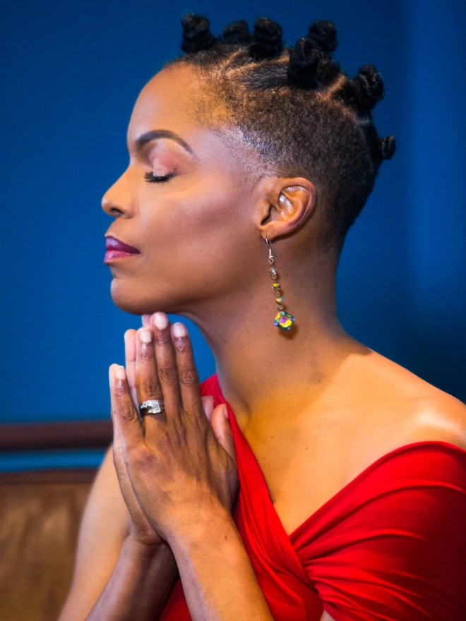 Grammy-Nominated Jazz Singer Nnenna Freelon Chronicles Coping With Loss In 'Great Grief' Podcast And New Album