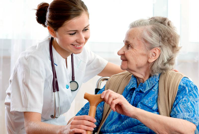 Senior Home Care Providers telford