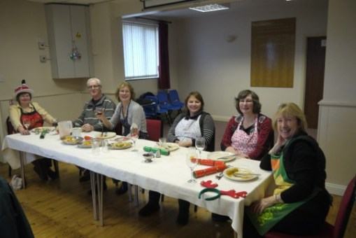 Essendine Village Hall - Essendine Luncheon Club 09