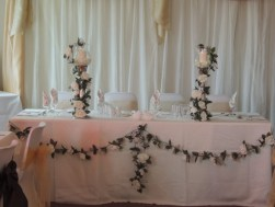 Essendine Village Hall - Essendine Wedding Set Up 03