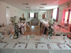 Essendine Village Hall - Essendine Wedding Set Up 04
