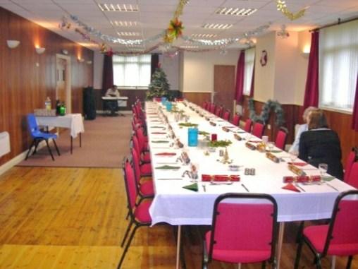 Essendine Village Hall - Photos of the hall 01