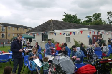 Essendine Village Hall - Royal Diamond Jubilee 07