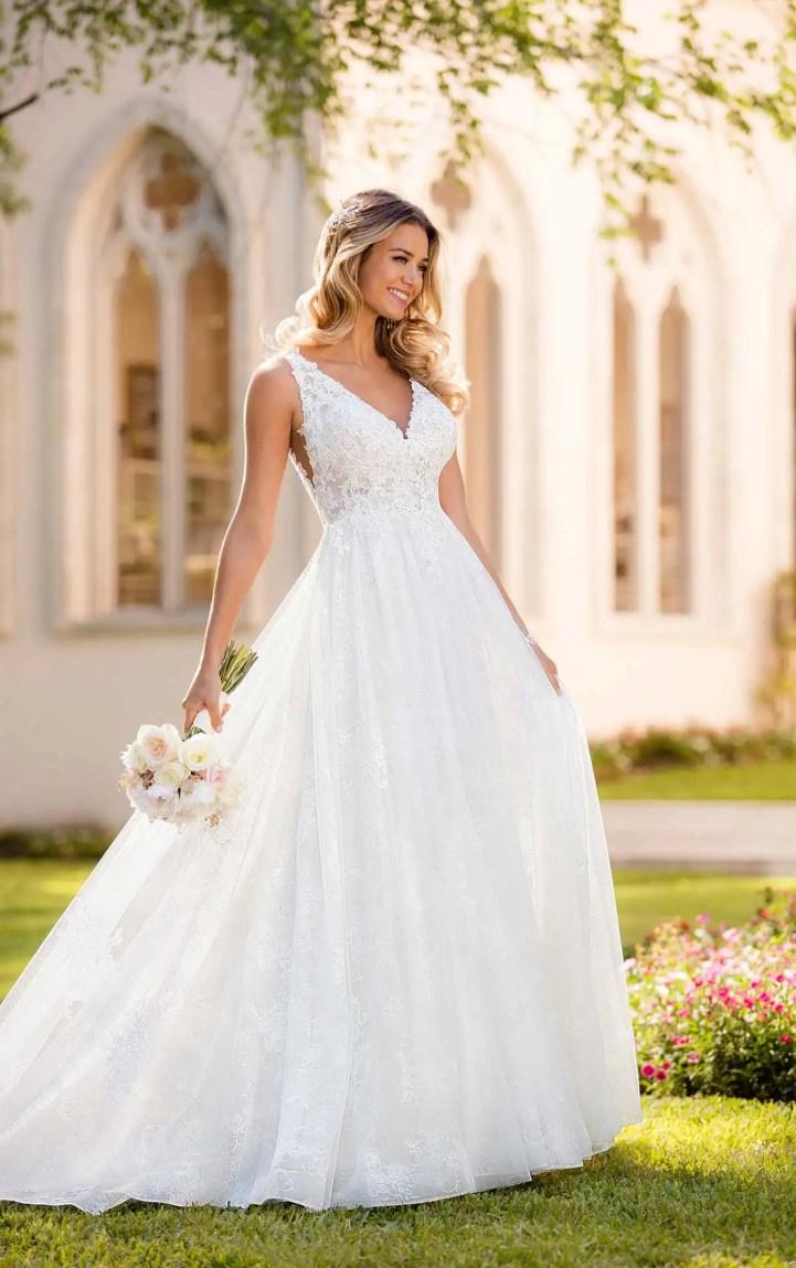 Image result for white wedding dress