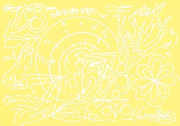 HIDEKIによる20170727ヒーリングアート