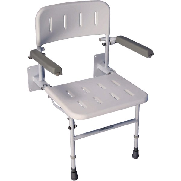 Neptune Solo Deluxe Shower Seat - Essential Bathing