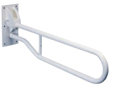 Neptune Solo Hinged Arm Support - Essential Bathing