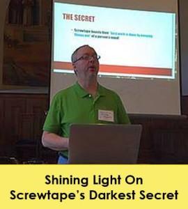 Screwtape's Darkest Secret