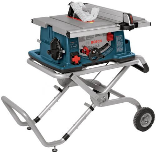 Bosch Mobile Table Saw