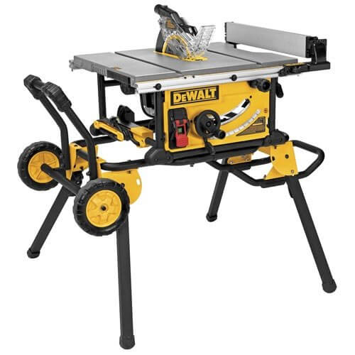 Dewalt Table saw 4