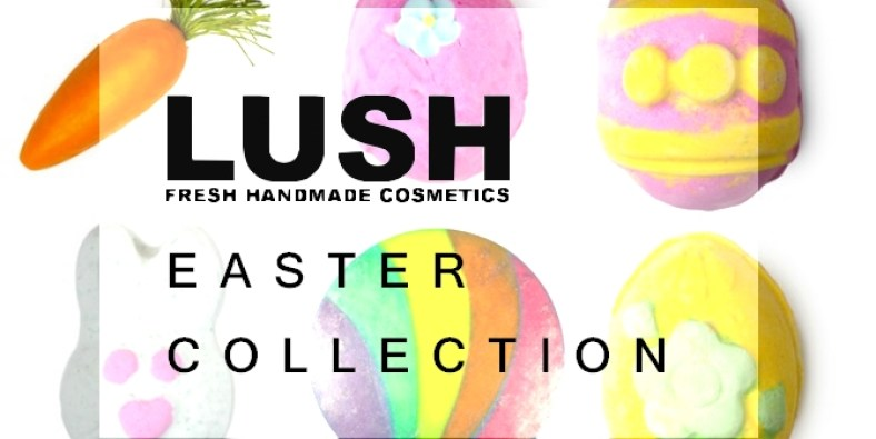 Lush Easter Collectie 2015