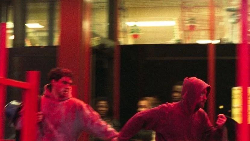 London Film Festival Good Time