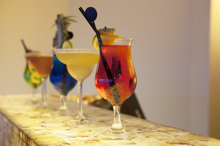 10. Cocktails at STARS Bar