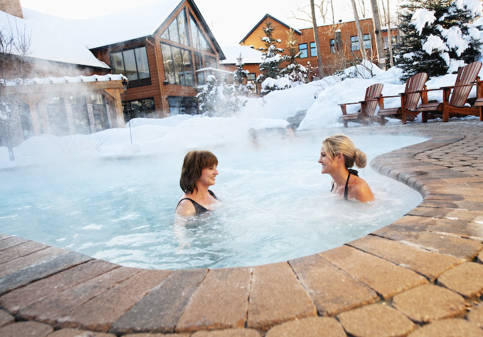Ottawa: Canada's spa and wellness capital