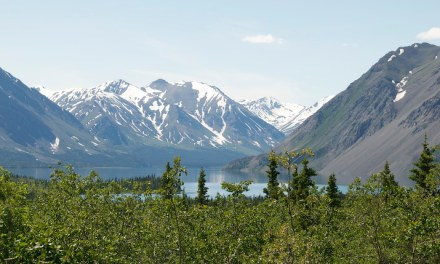 Living a dream in Canada's Yukon Territory