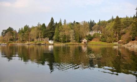 Eilean Shona opens romantic new bolthole