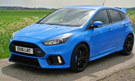 Latest Ford Focus RS adds visceral thrill to adventure-seekers