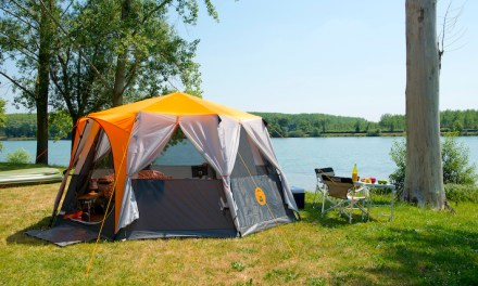 Turn camping into glamping with Coleman's Cortes Octagon 8 tent
