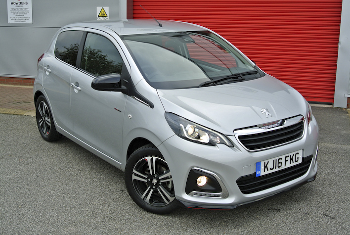 Essential motoring takes a step up in the form of the Peugeot 108GT