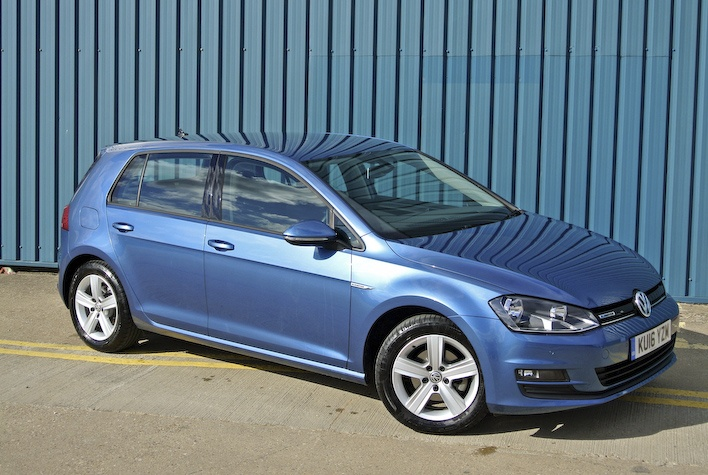 VW Golf tees off with 1.0-litre excellence
