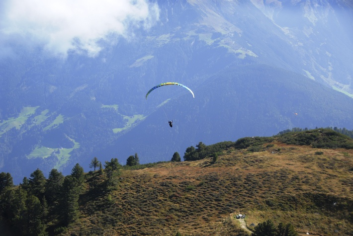 Paragliding is another thrilling experience to be enjoyed in the region