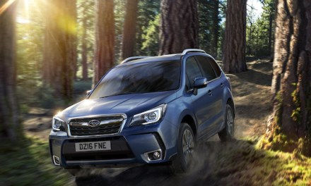 Go-anywhere Forester is go-anywhere for good reason